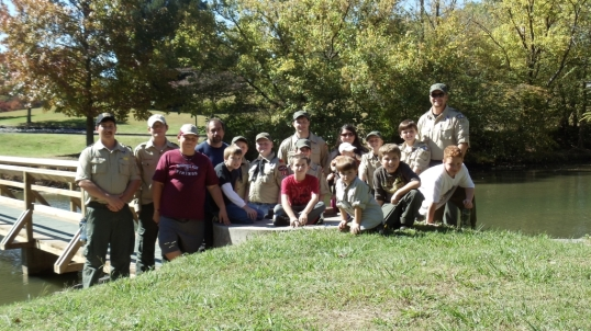 Fall Camporee 2010