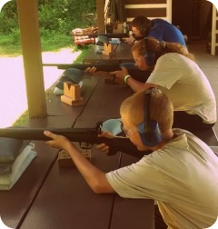 Camp Davy Crockett Rifle Range
